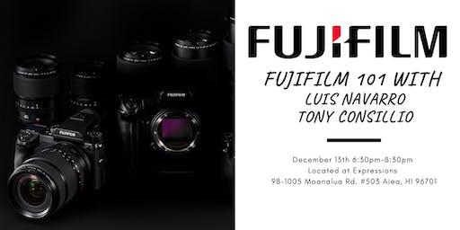 Fujifilm 101