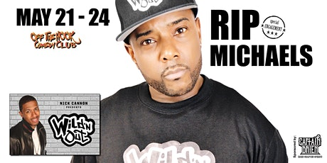 Comedian RIP Michaels Live In Naples, FL Off the hook comedy club tickets