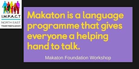 Makaton Foundation Workshop tickets