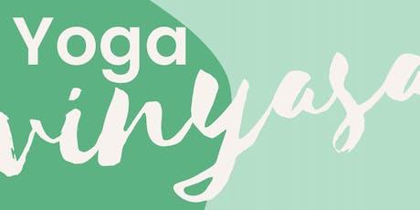 Yoga Vinyasa (60 min) billets
