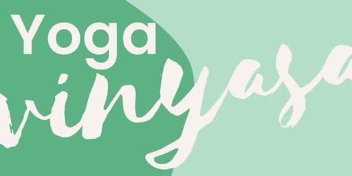 Yoga Vinyasa (60 min)