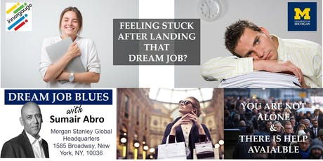 THE DREAM JOB BLUES tickets
