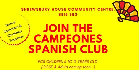 Spanish Club tickets