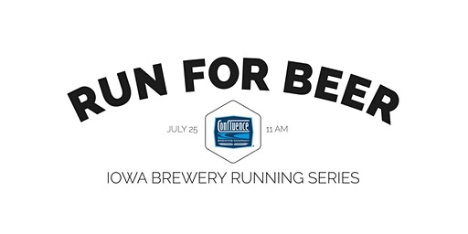 Beer Run-Confluence Brewing | Part of the 2020 Iowa Brewery Running Series