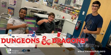 Looking For Group: A D&D Party at Civic Centre Resource Library tickets