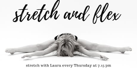 Stretch and Flexibility Class tickets
