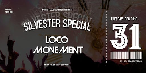 ✾ Loco Silvester ✾ Inkl. After Hour