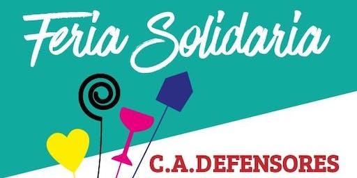 Feria Solidaria - Club Defensores de Maschwitz