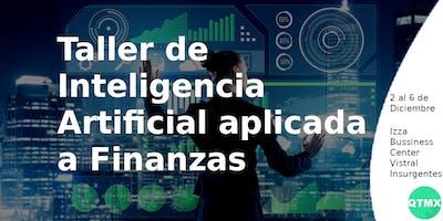 Taller de Inteligencia Artificial aplicada a Finanzas