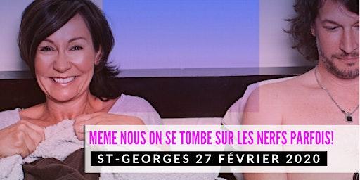 St-Georges 27 février 2020 LE COUPLE Josée Boudreault