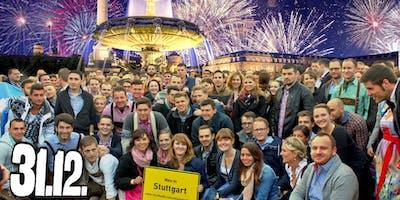 Neu in Stuttgart: SILVESTERABEND mit Buffet & Bingo & Party