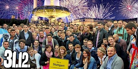 Neu in Stuttgart: SILVESTERABEND mit Buffet & Bingo & Party Tickets