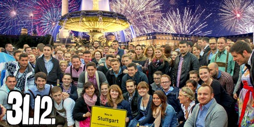 Neu in Stuttgart: SILVESTERABEND mit Buffet & Bingo & Party