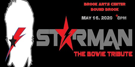 Starman - A David Bowie Tribute tickets