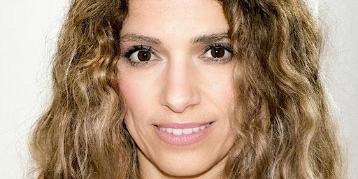 Comedian Claudia Stavola