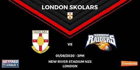 London Skolars vs Barrow Raiders tickets