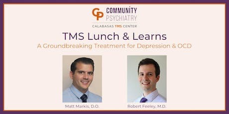 TMS Lunch & Learns - Demonstration and Discussion tickets
