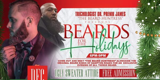 Beards For The Holidays