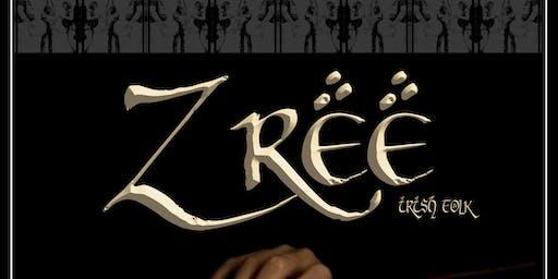 ZREE EN CONCIERTO - Live Irish Music