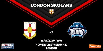 London Skolars vs Coventry Bears