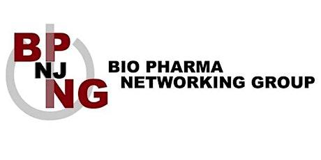 NJ Bio Pharma Networking Group December 2019 Meeting Brick tickets
