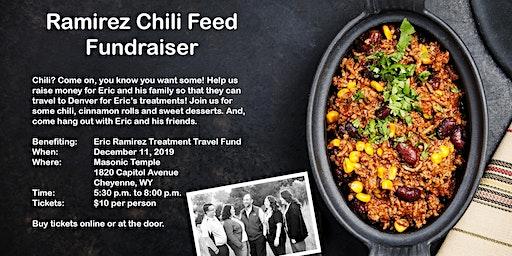 Ramirez Chili Feed Fundraiser