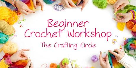 Beginner Crochet Workshop - Kawana Forest tickets