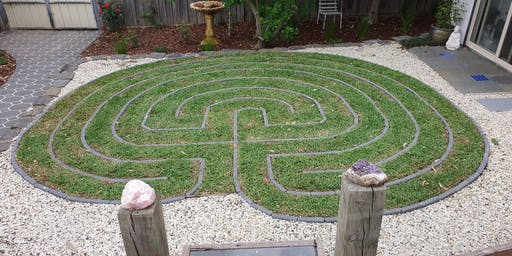 Meditation With The Labyrinth