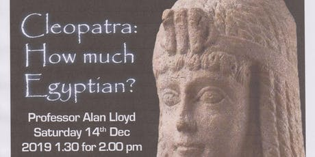 Egyptology Lecture (TVAES December) tickets