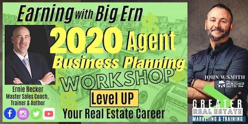 Level Up!!  2020 Business Planning Seminar/Workshop