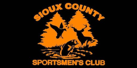 2020 Sioux County Sportsmen's Club Banquet tickets