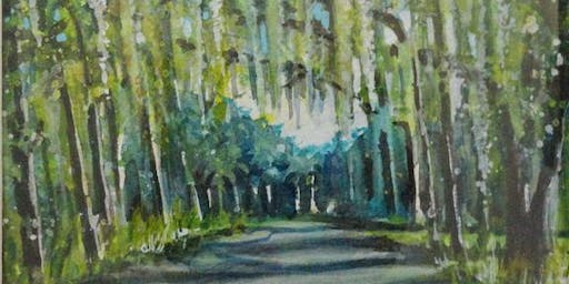 1 Day: Plein Air in WC at Daufuskie Island with Jan Ross