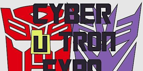 CyberUTron Expo tickets