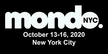 Mondo.NYC 2020 MUSIC FESTIVAL & GLOBAL MUSIC/TECH BUSINESS CONFERENCE tickets