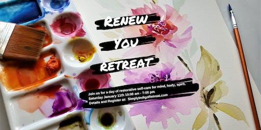 Renew You Retreat