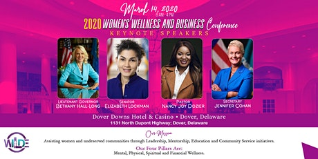 Women's Wellness and Business Conference 2020 tickets