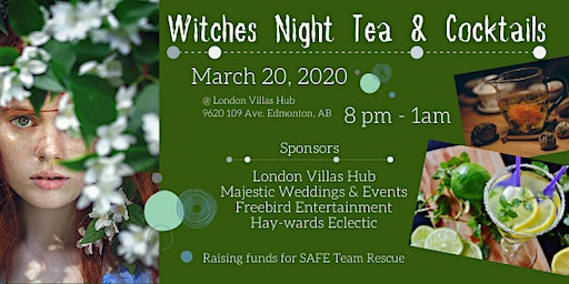 Witches Night Tea & Cocktails