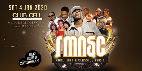 RMNSC   4 Jan 2020   More Than A Classics Party   Club Cell Almere  tickets