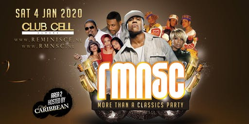 RMNSC   4 Jan 2020   More Than A Classics Party   Club Cell Almere