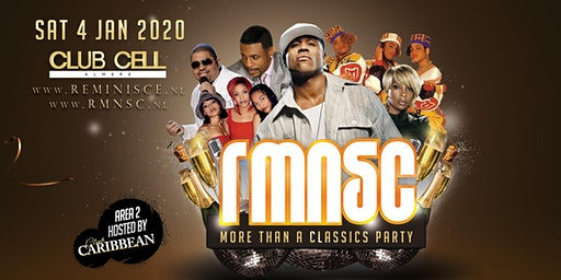 RMNSC | 4 Jan 2020 | More Than A Classics Party | Club Cell Almere