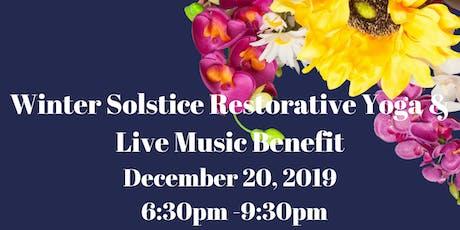 Winter Solstice Rest tickets