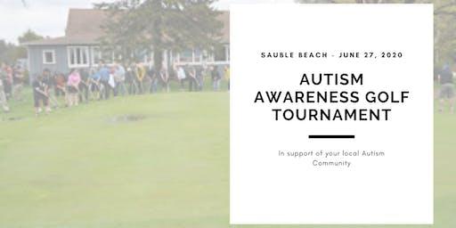 Autism Awareness Golf Tournament 2020