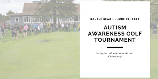 Autism Awareness Golf Tournament 2020