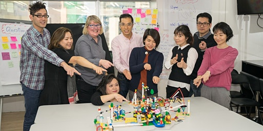 Guangzhou, China: Certification LEGO® SERIOUS PLAY® Methods for Teams and Groups
