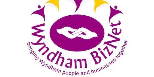 INVITATION TO DECEMBER WYNDHAM BIZNET EVENT - 10th DECEMBER 2019