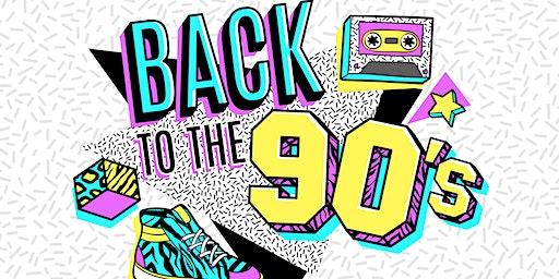 90's Bar Crawl