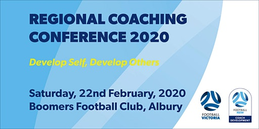 Football NSW and Football Victoria Regional Coaching Conference 2020