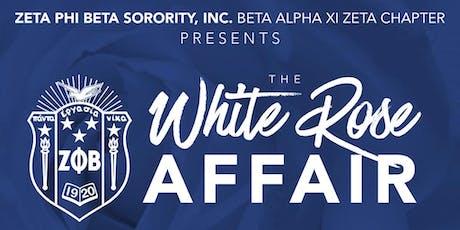 White Rose Affair: Centennial Edition tickets