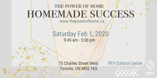 The Power of Home: Homemade  Success