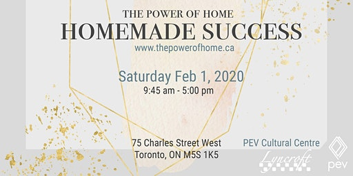 The Power of Home: Homemade  Success
